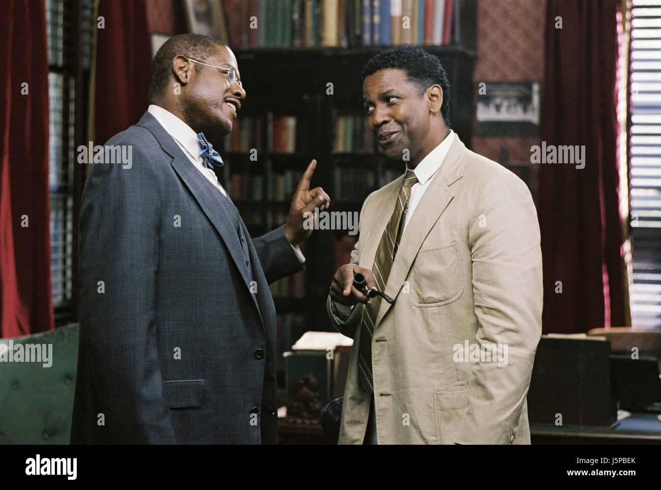 THE GREAT DEBATERS (2007)  FOREST WHITAKER  DENZEL WASHINGTON  DENZEL WASHINGTON (DIR)  MIRAMAX/MOVIESTORE COLLECTION - Stock Image