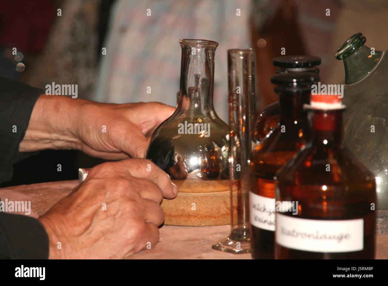 alchemy 1 - Stock Image