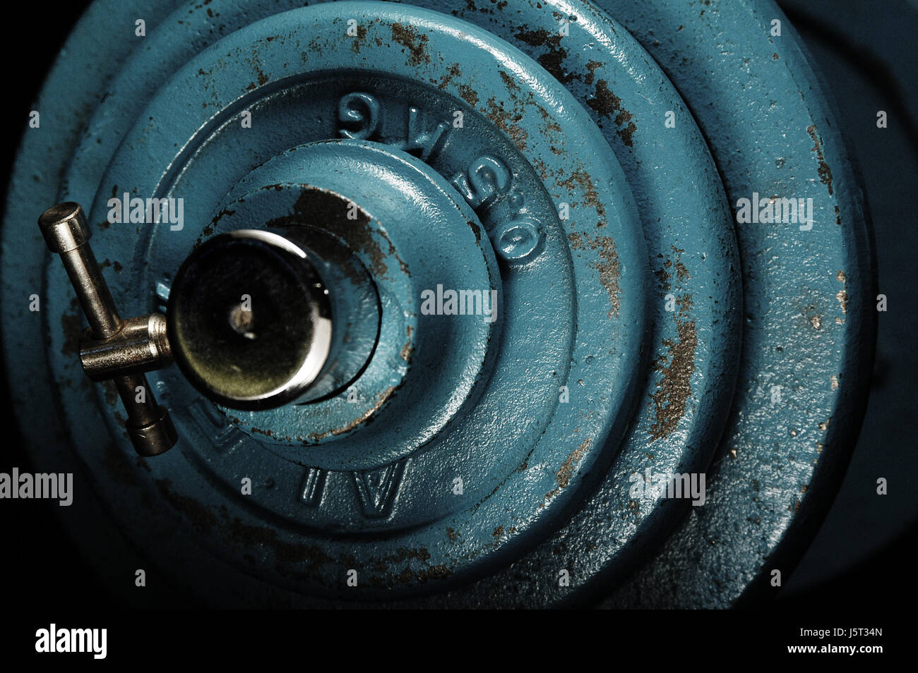 weight (1) - Stock Image