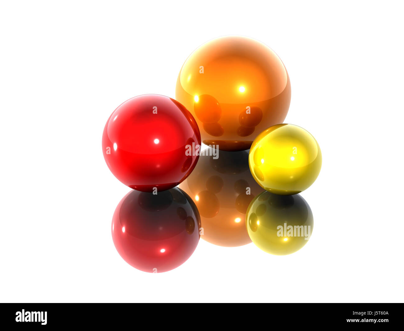 ball place 3 - Stock Image