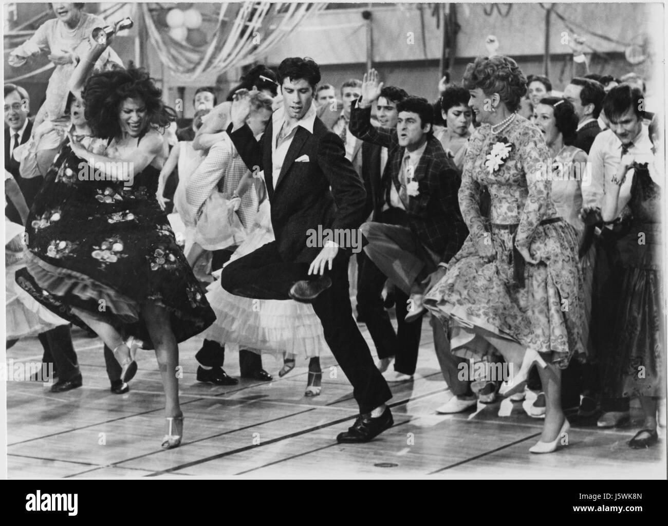 John Travolta Dancing Stock Photos & John Travolta Dancing