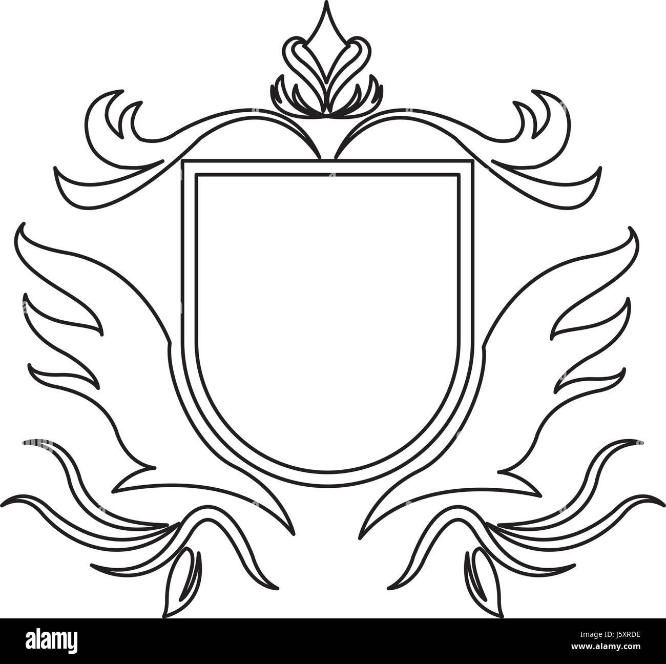Mdina Glass Christmas Decorations: Baroque Shield Stock Photos & Baroque Shield Stock Images