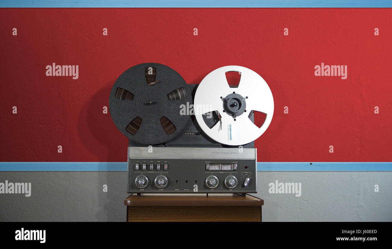 tape 2 Stock Photo