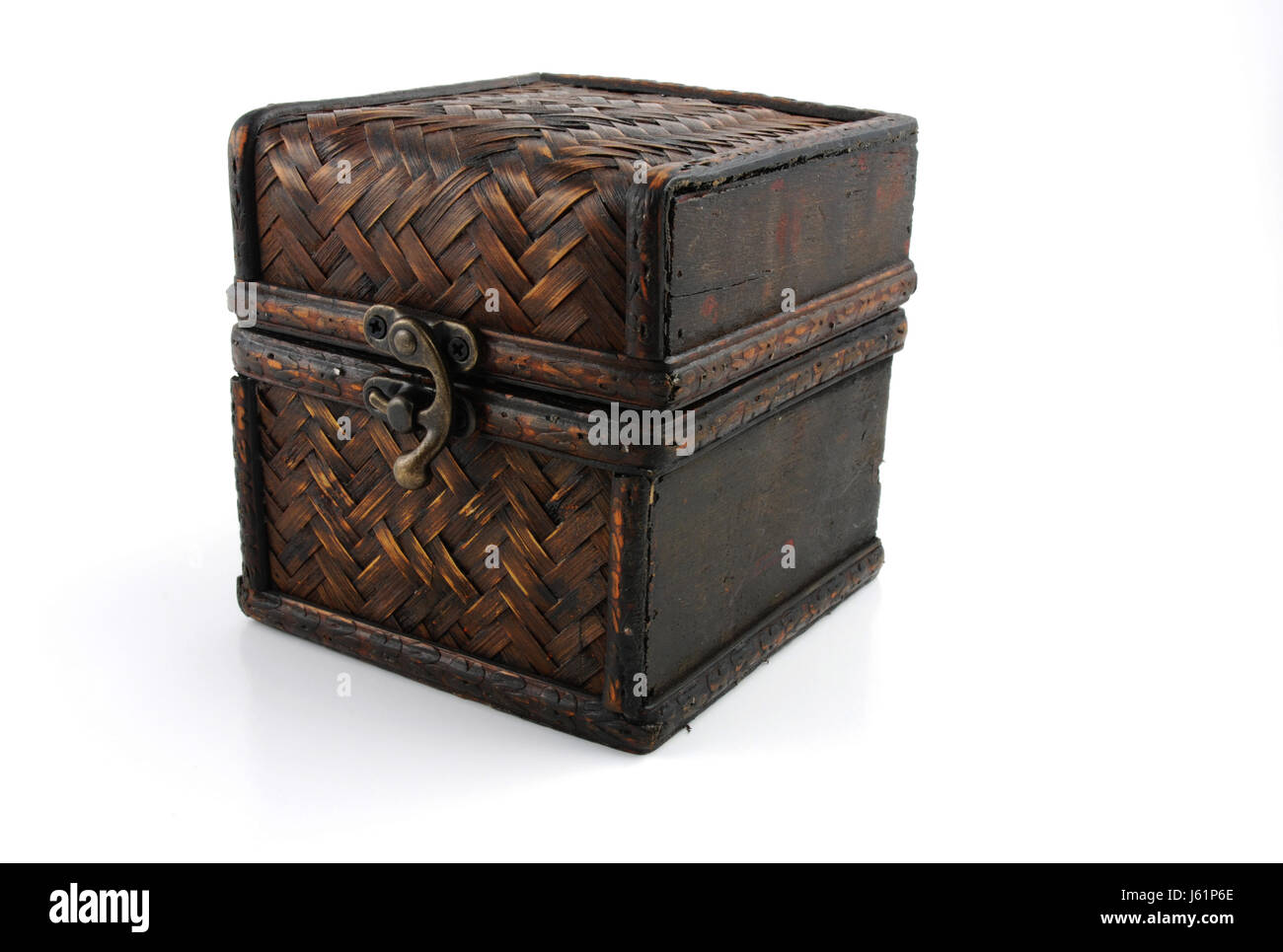 Wood Brown Brownish Brunette Chest Container Box Storage Wooden Containers  Box