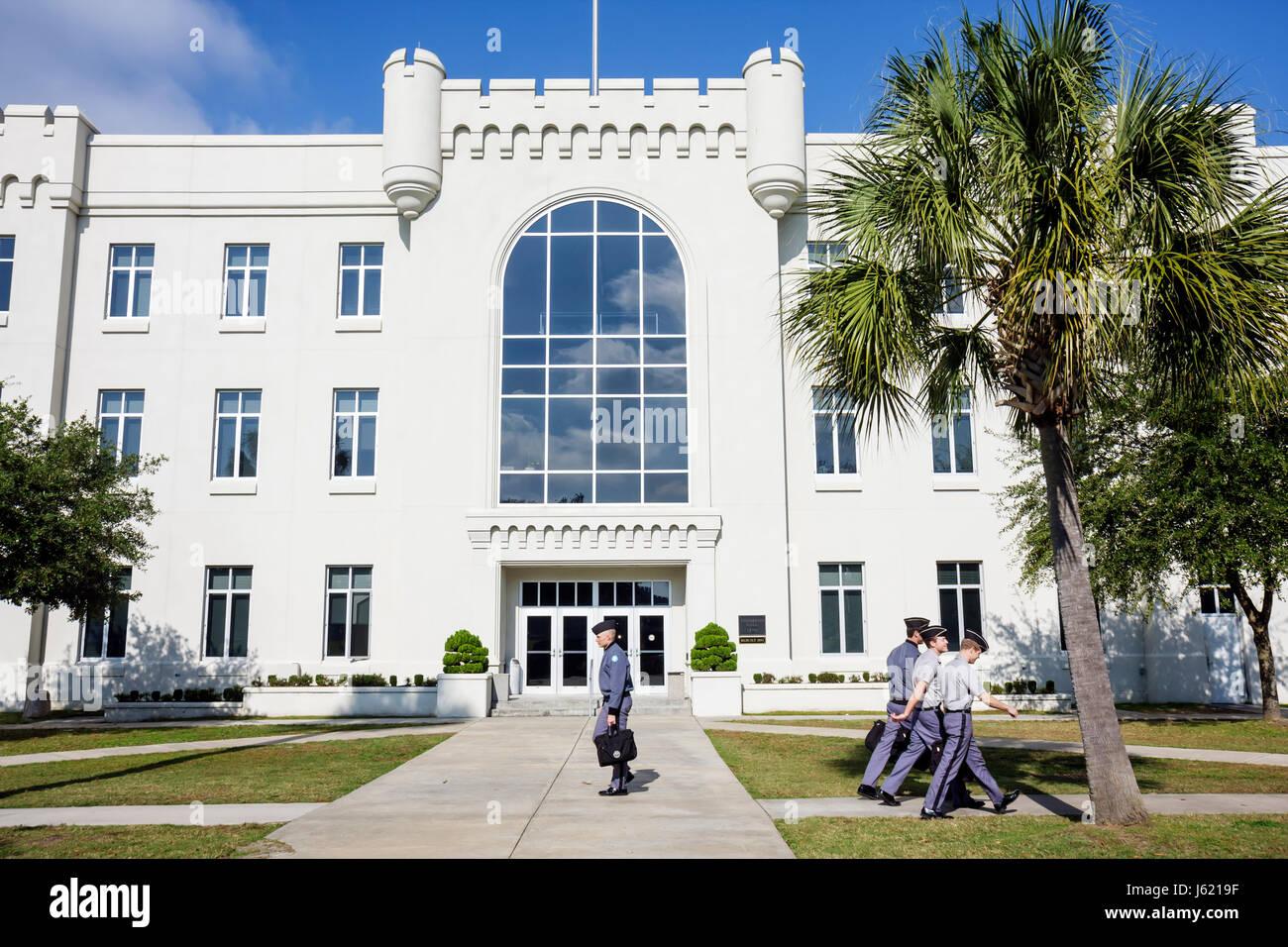 Charleston South Carolina The Citadel The Military College