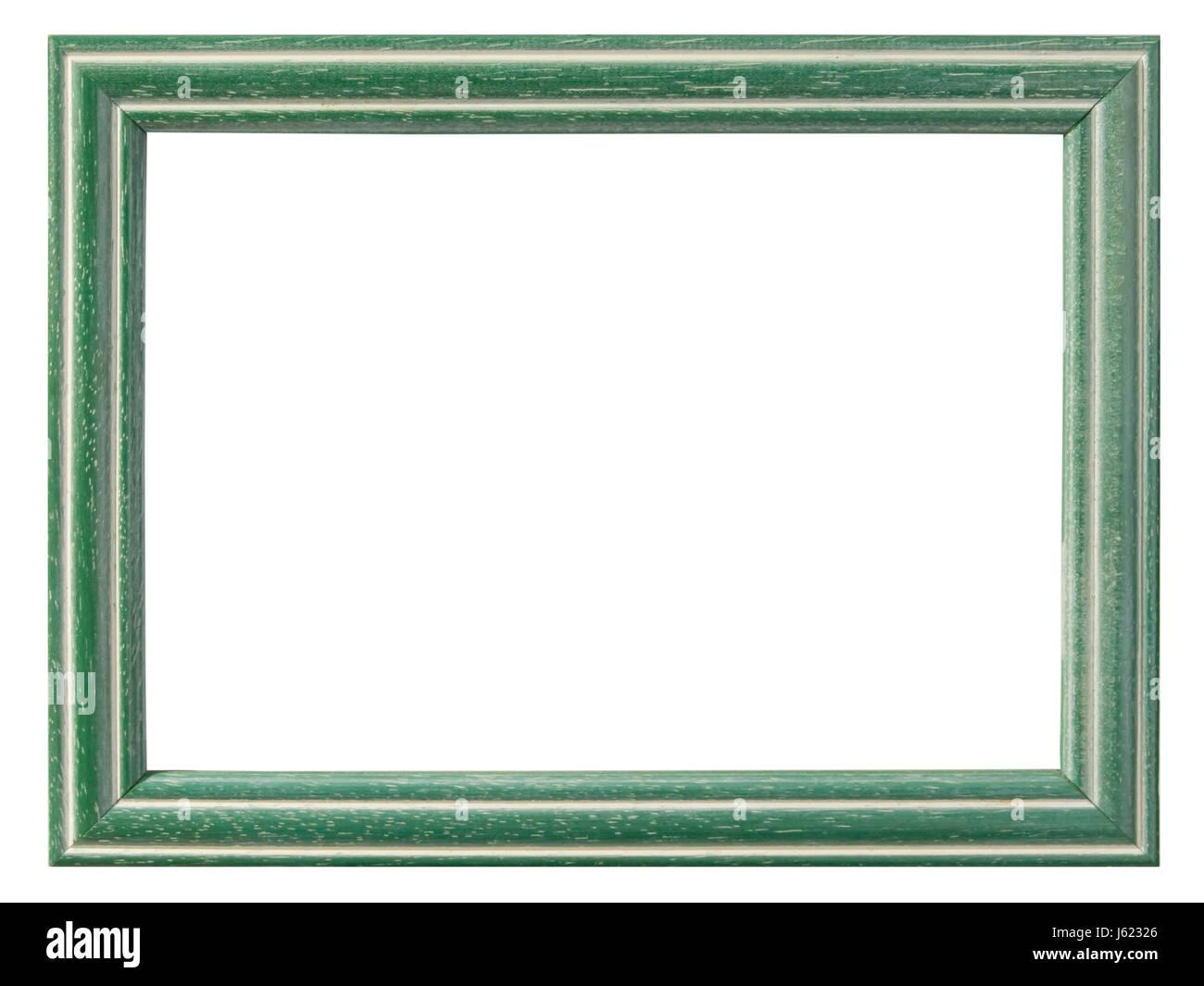 wood picture frame edging frame framework isolated wood shape Stock ...