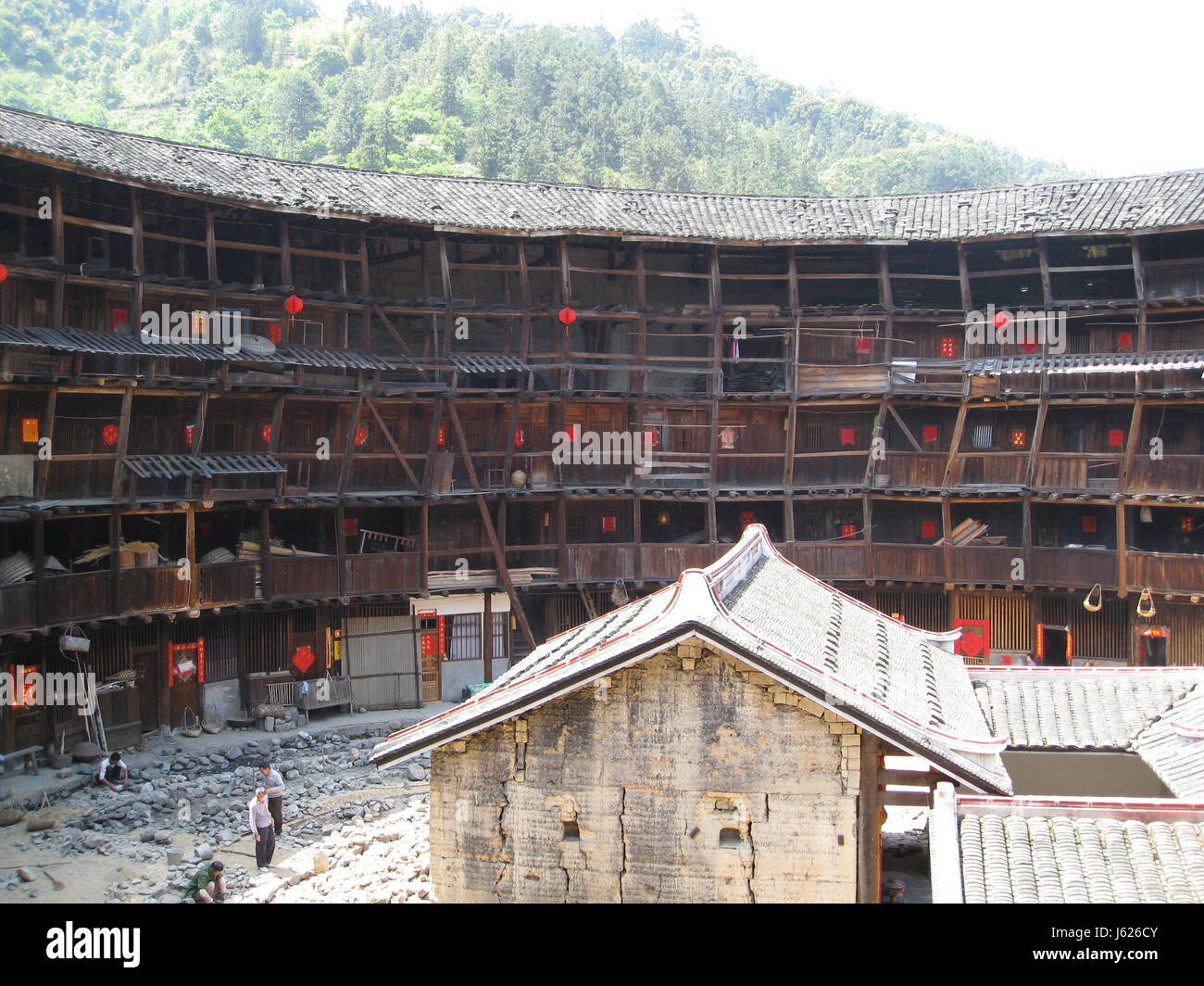 Zhangzh, Zhangzh, China. 18th May, 2017. Zhangzhou, CHINA-May 18 2017: (EDITORIAL USE ONLY. CHINA OUT) .The Nanjing - Stock Image