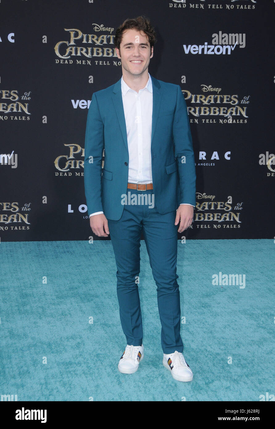 Hollywood, CA, USA. 18th May, 2017. Charlie Depew. Premiere Of Stock ...