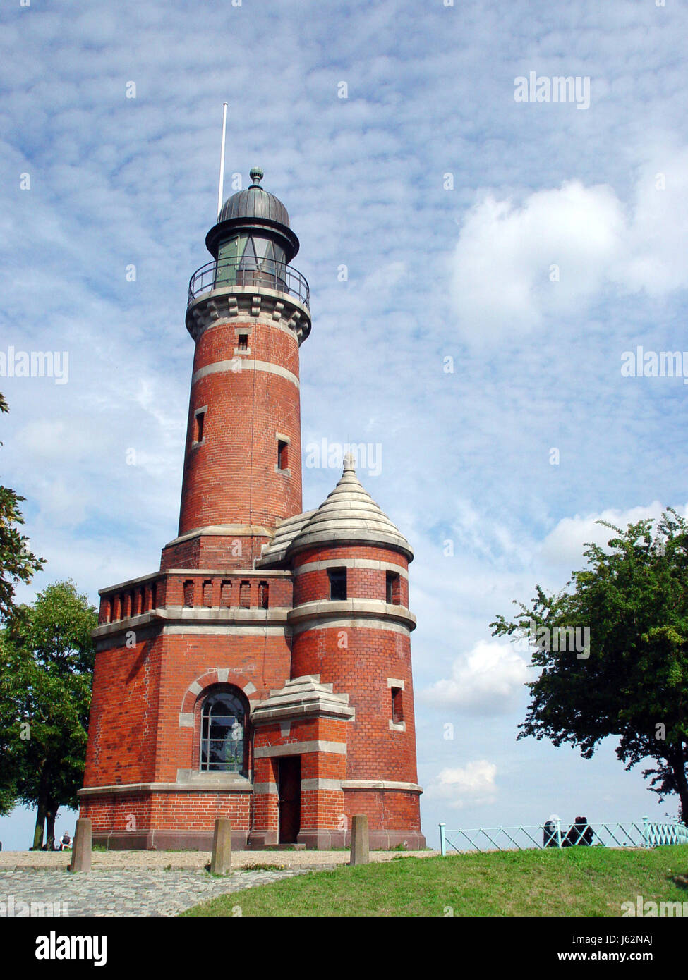tower shine shines bright lucent light serene luminous keel beacon lighthouse Stock Photo