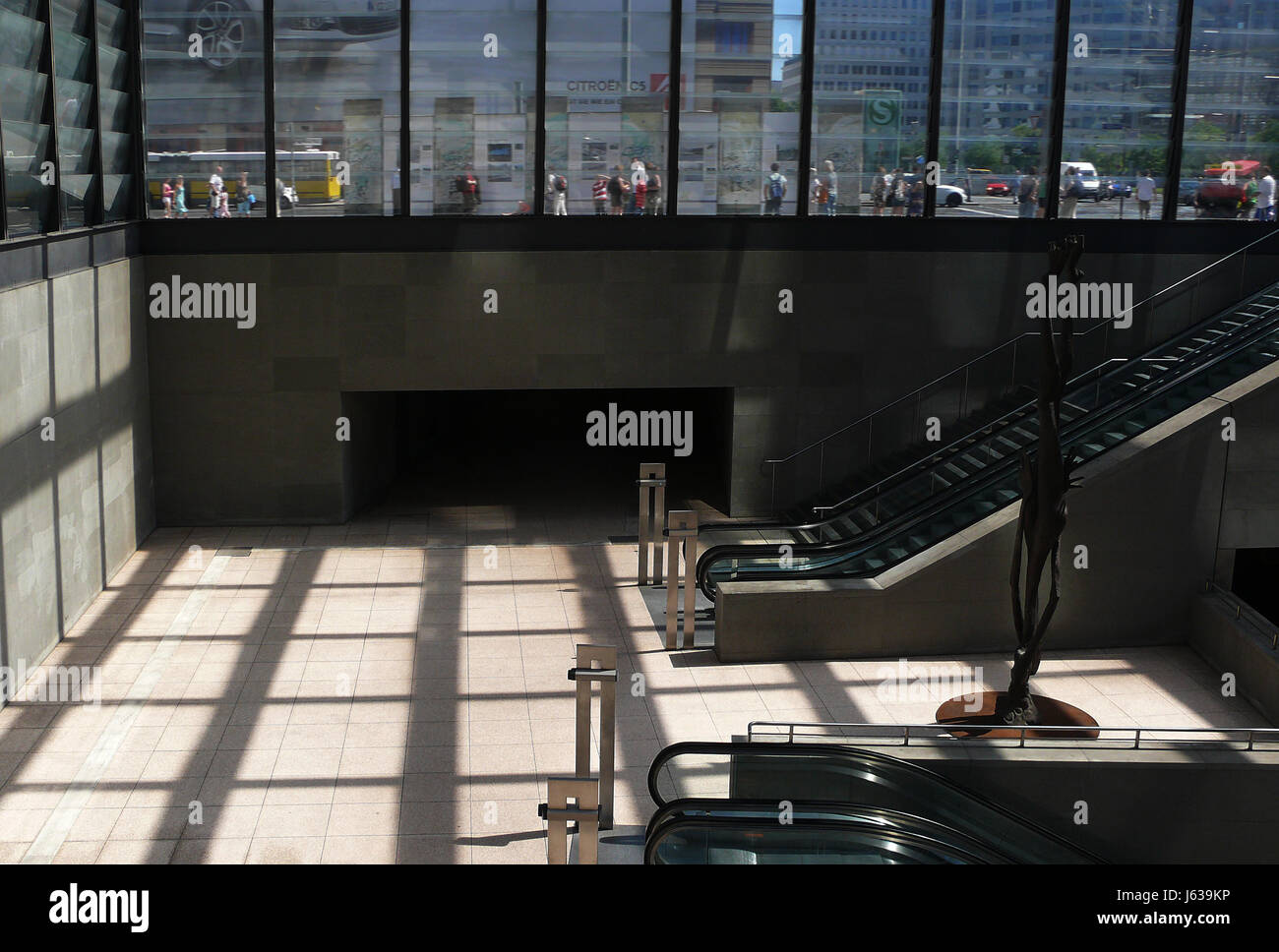 station humans human beings people folk persons human human being berlin square Stock Photo