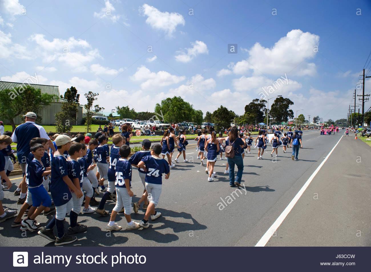d2ca35a1 33rd Annual Waimea Paniolo Parade, Mamalahoa Highway, Waimea, North Kohala  District, Hawaii