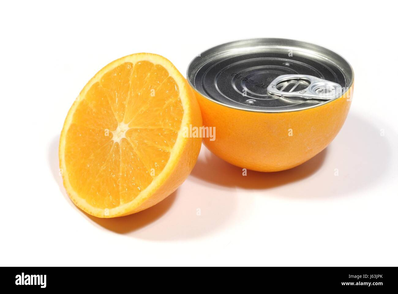 orange vitamins vitamines photo composition conserve supportability orange food - Stock Image