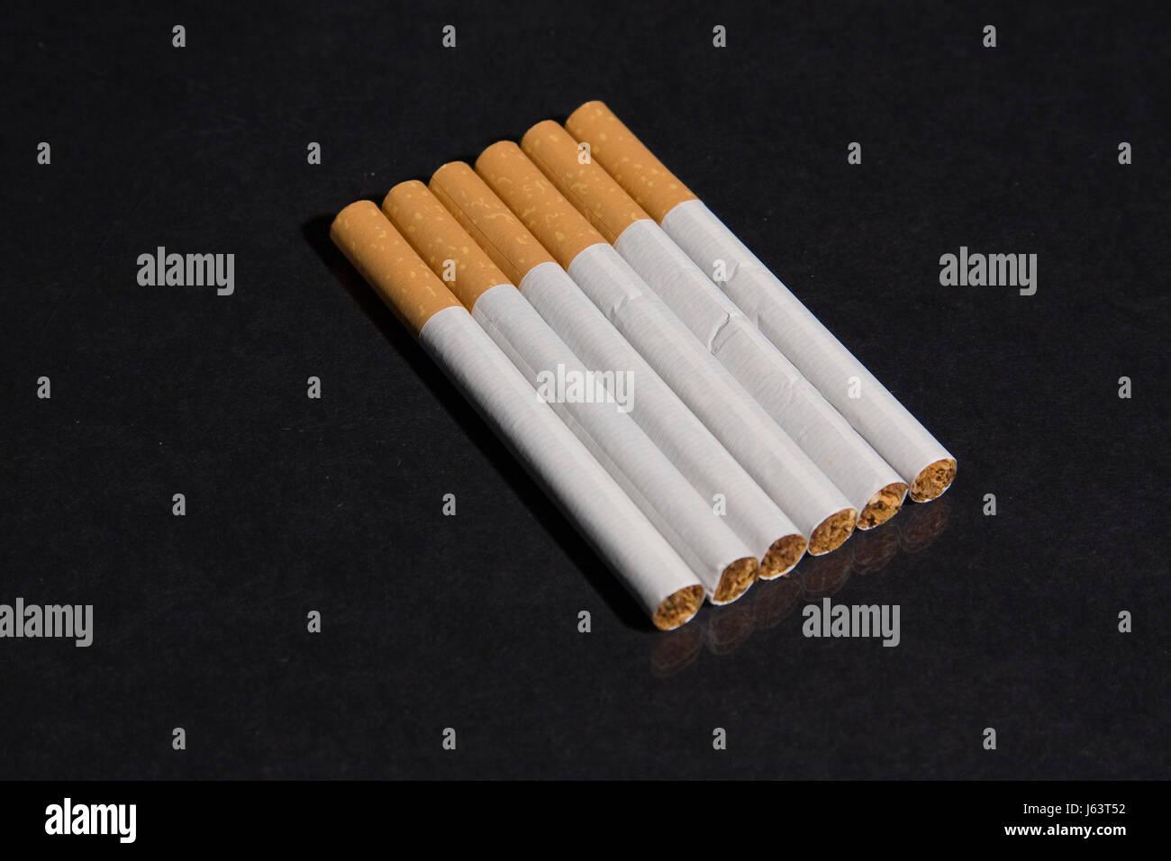 cigarette health smoker whiff smoke smoking smoke smoking smokes fume cigarette Stock Photo