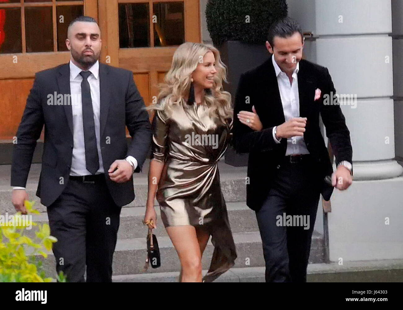 Page 3 Sylvie Meis Van Der Vaart Where High Resolution Stock Photography And Images Alamy