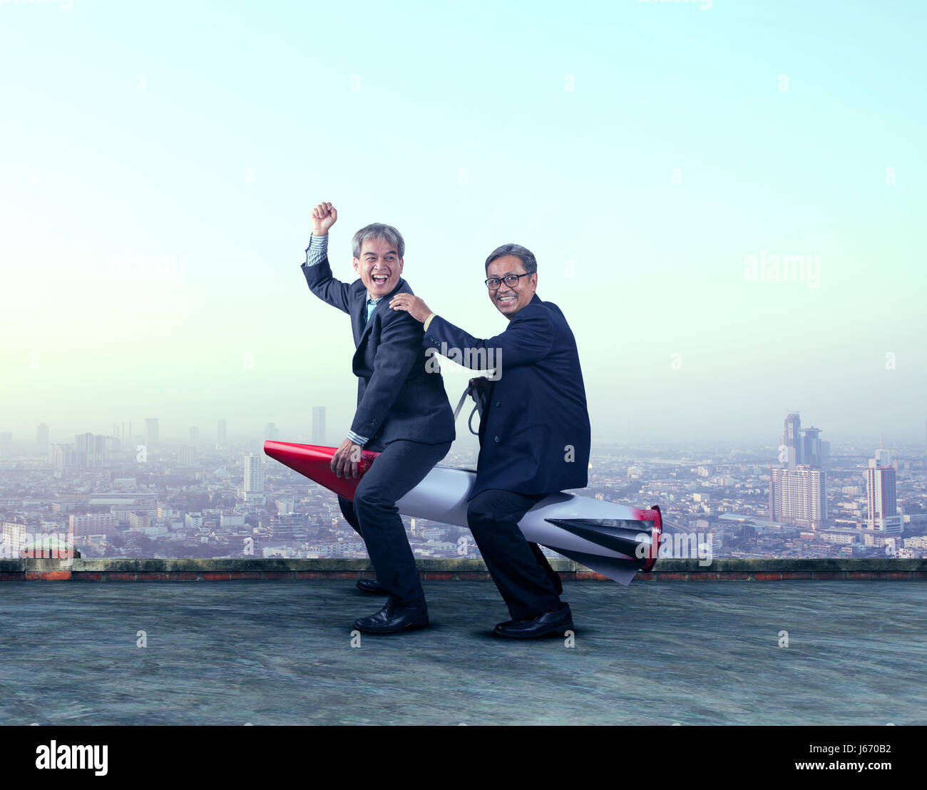Funny Rocket High Resolution Stock Photography and Images - Alamy
