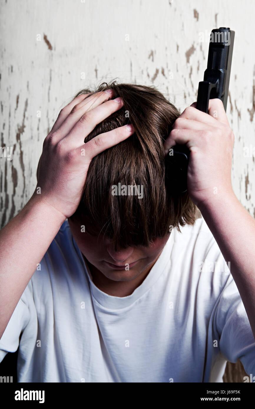 Against teen gun abuse