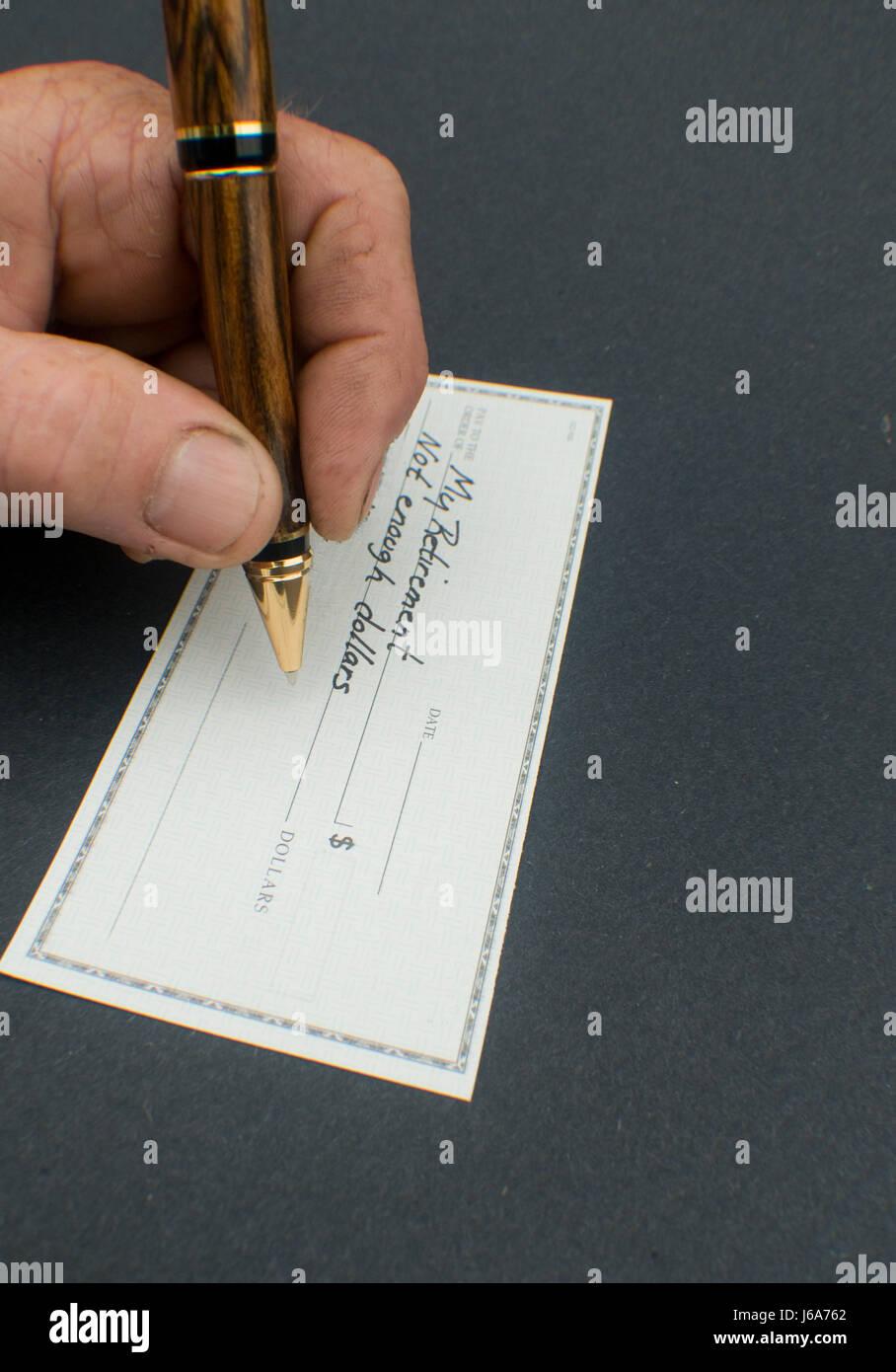 Check Deposit Stock Photos & Check Deposit Stock Images - Alamy
