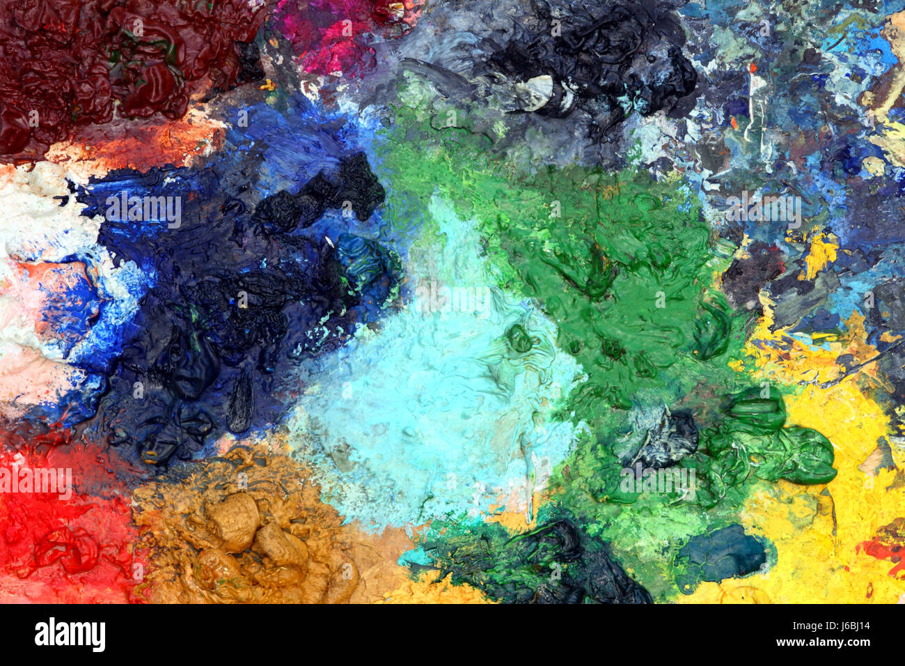 Concept Art Color Swatch