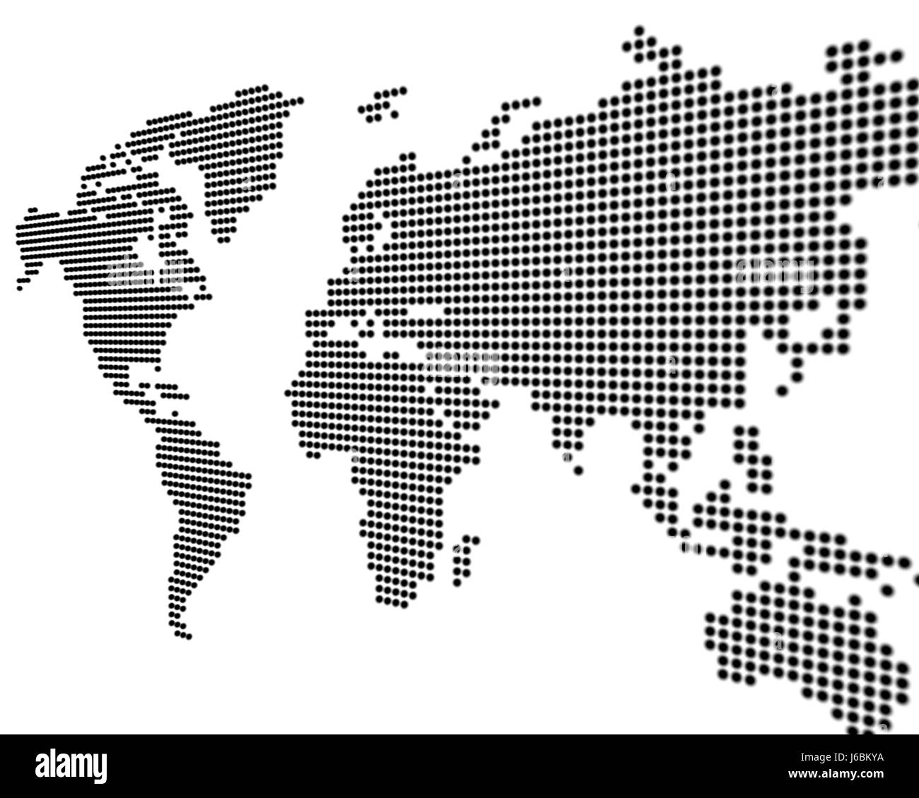 World Atlas Map Of Asia.Map Asia Black And White Stock Photos Images Alamy