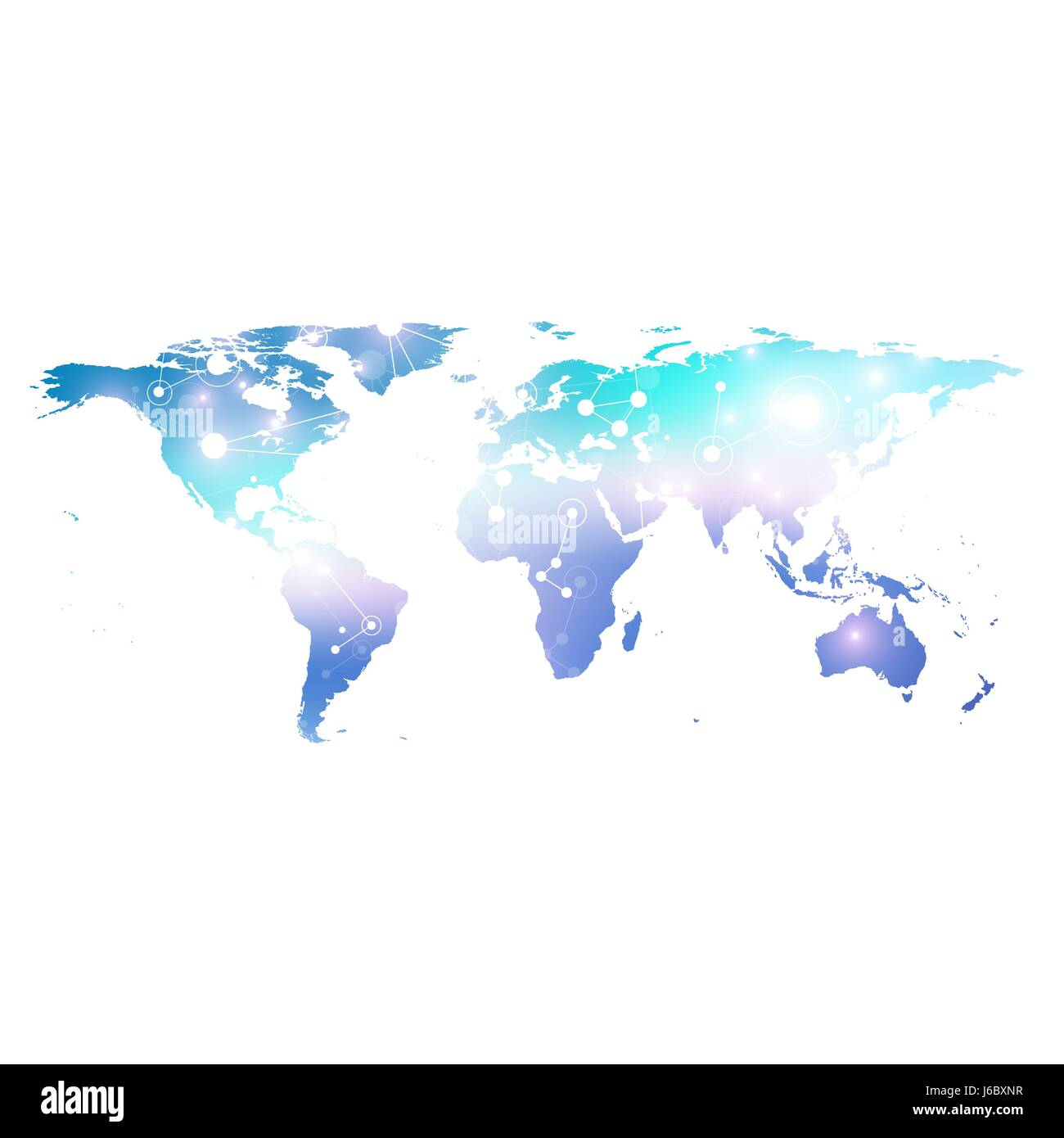Political world map geometric graphic background communication big political world map geometric graphic background communication big data complex with compounds perspective backdrop digital data visualization gumiabroncs Choice Image