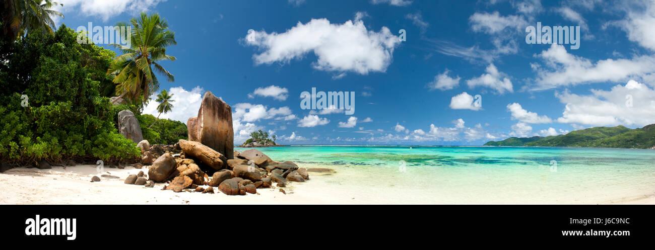 Anse Royale, Mahe,Seychelles - Stock Image