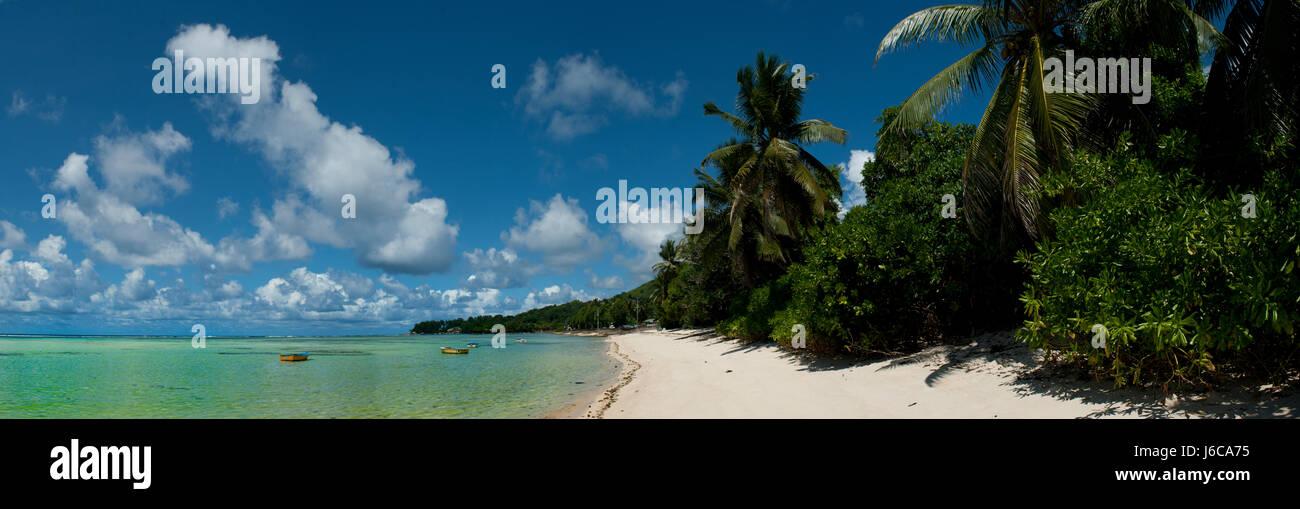 Anse Royale, Mahe, Seychelles - Stock Image