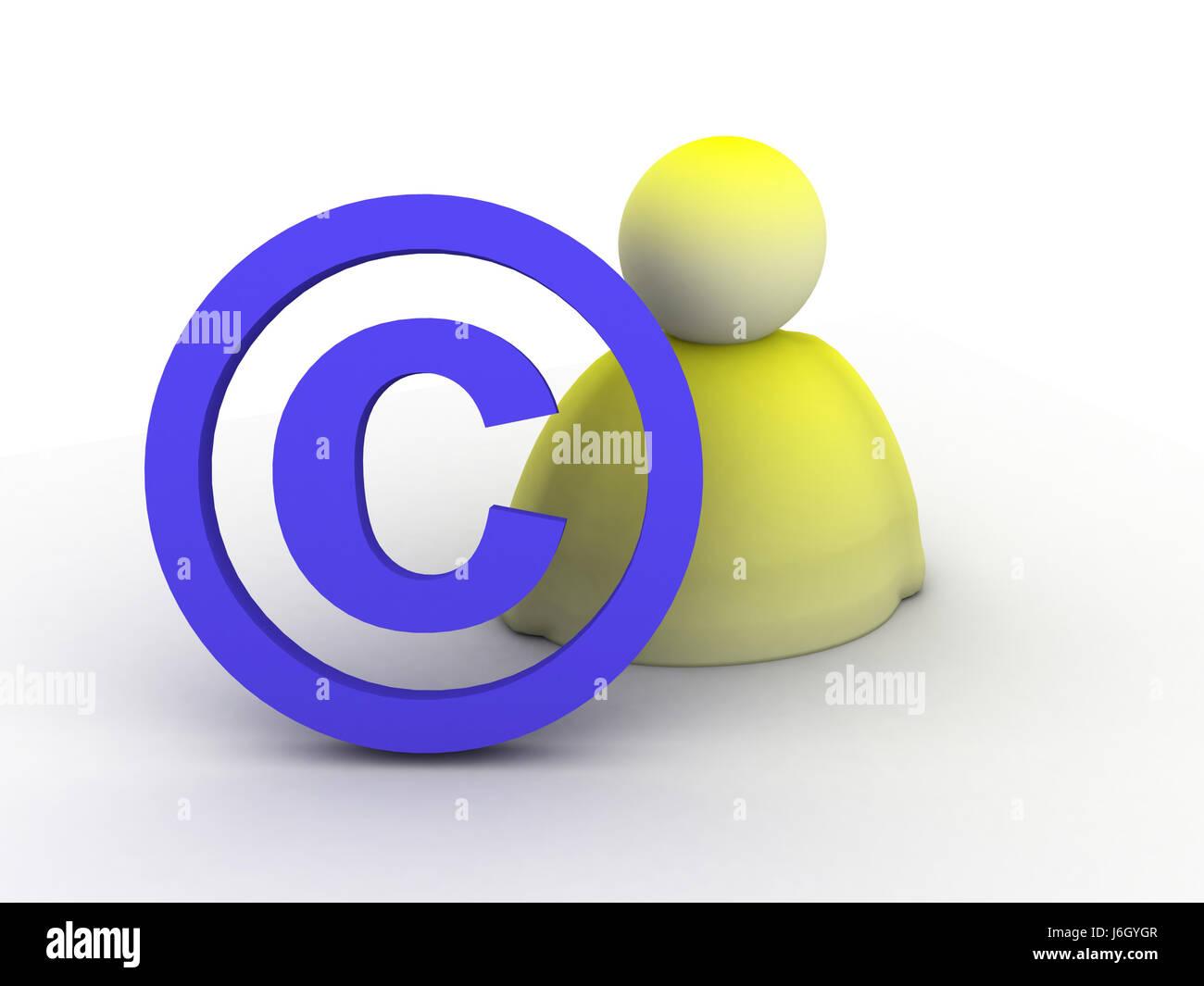 Icon Register Copyright Trademark License Pictogram Symbol