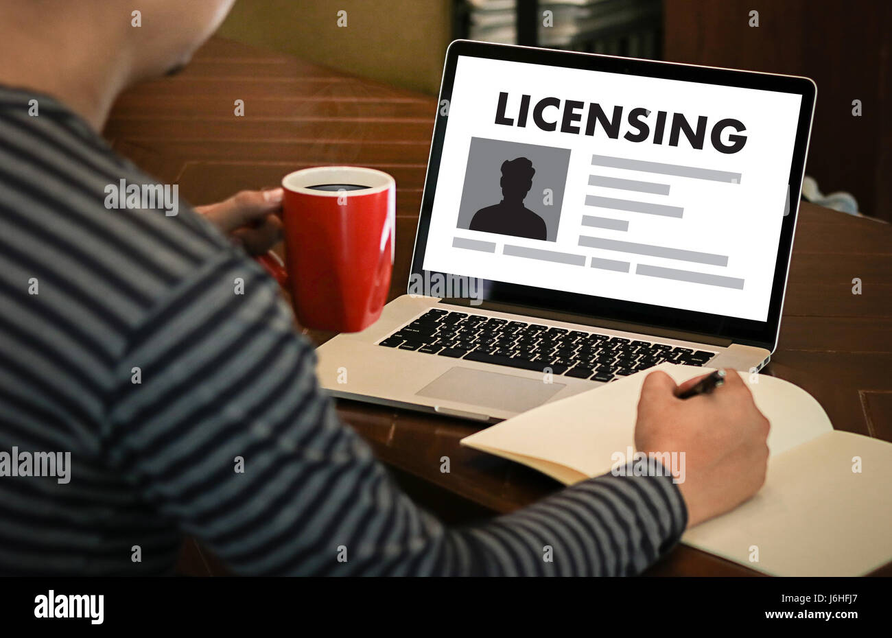 Patent Licensing Agreement Stock Photos Patent Licensing Agreement