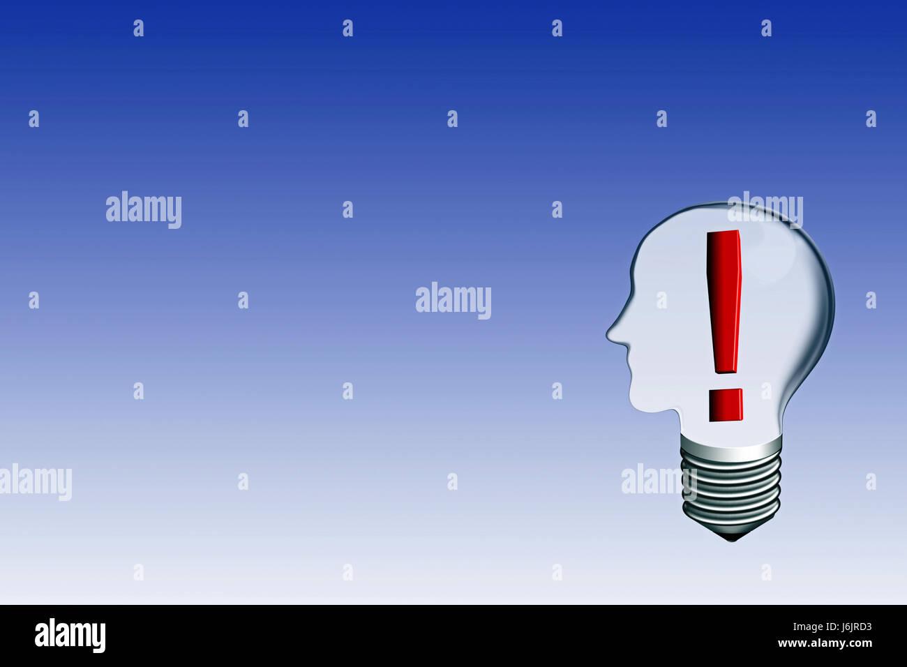 science think thoughts brainwave intelligence opening foundation inspiration Stock Photo