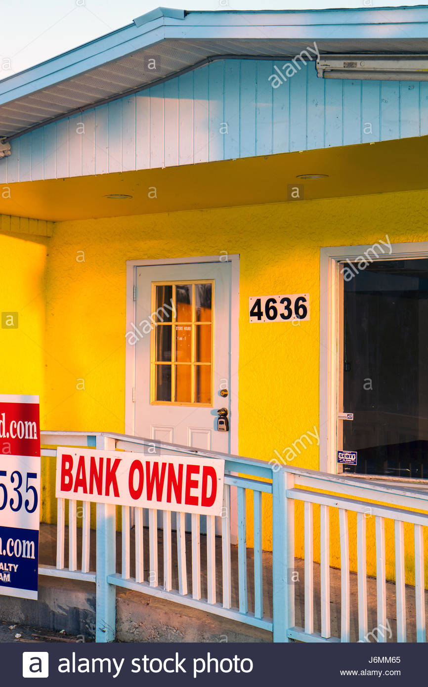 Bank Owned Stock Photos & Bank Owned Stock Images - Alamy