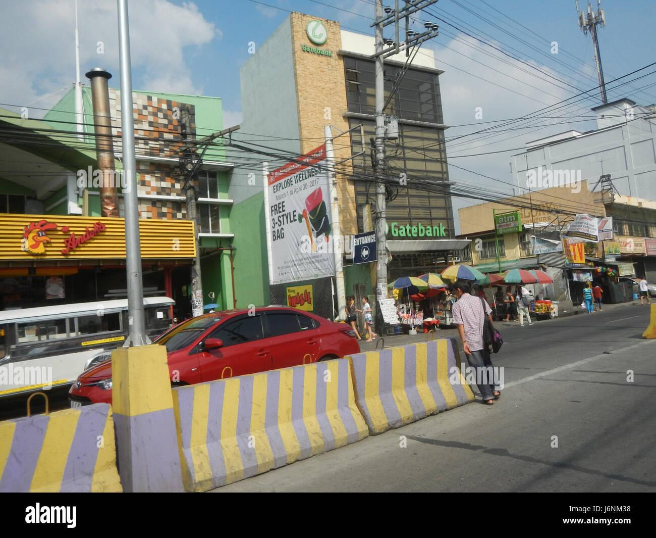 09602 MacArthur Highway Manila North Road Bulacan 09 Stock Photo