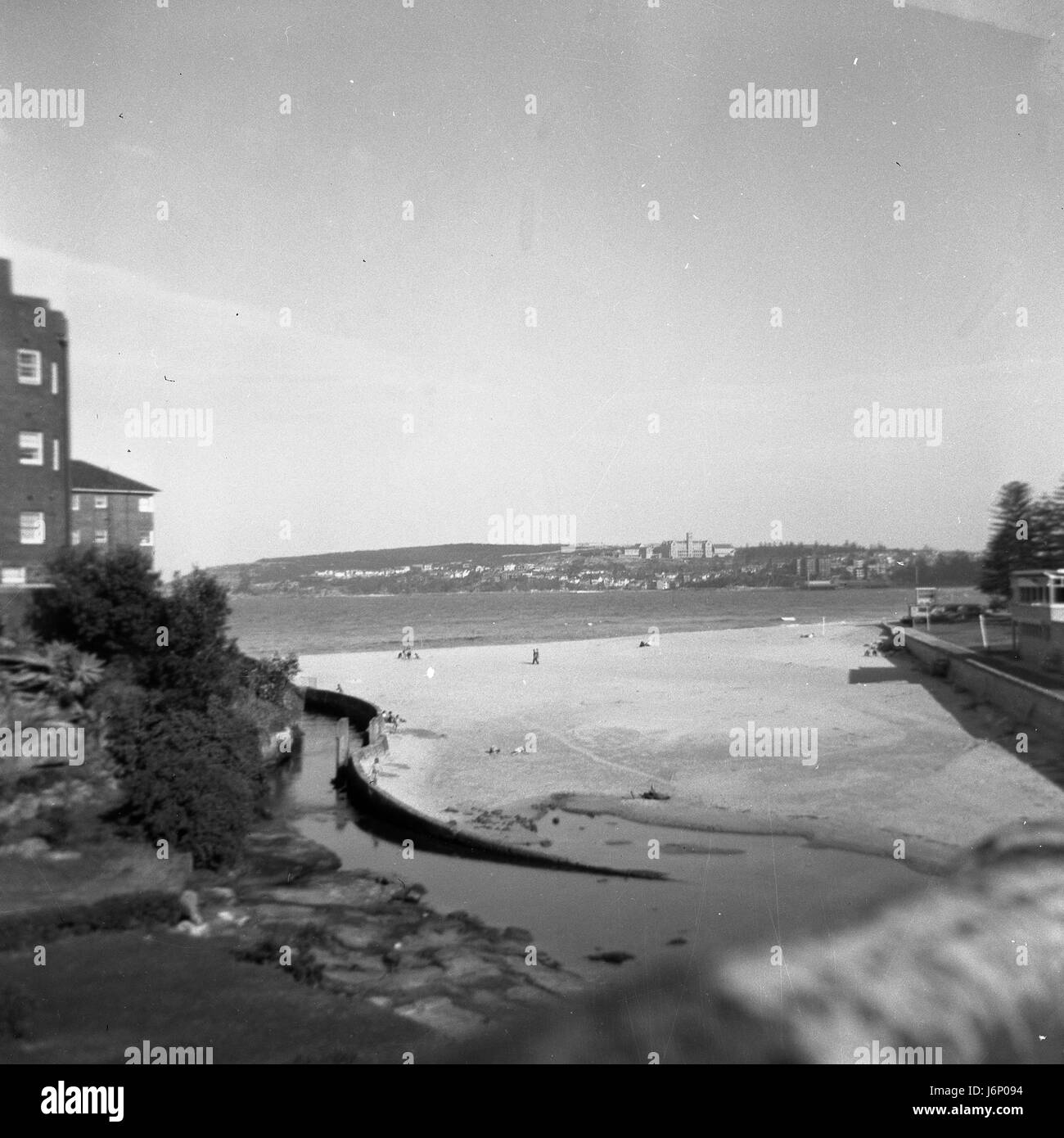 THIS IS A DIGITAL IMAGE RECORD FOR A FOUND DISCARDED UNWANTED PHOTOGRAPHIC PRINT GLASS PLATE OR FILM NEGATIVE OR - Stock Image