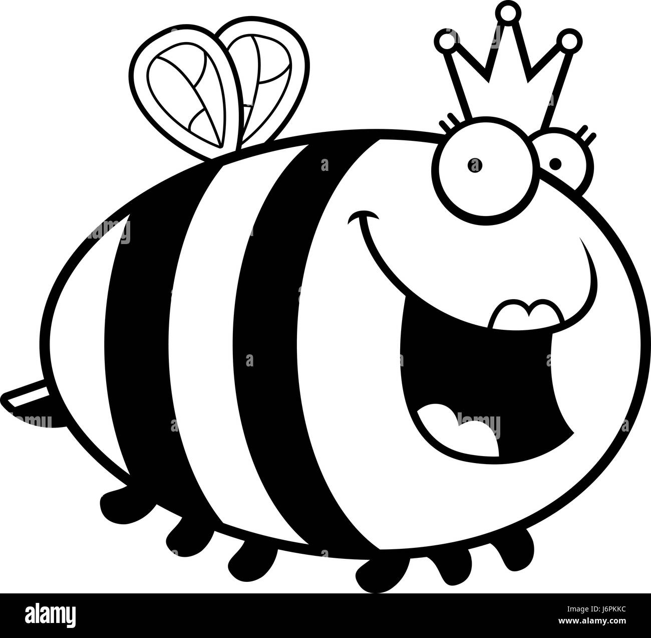 A Cartoon Illustration Of A Queen Bee With A Crown Stock Vector Image Art Alamy Choose from over a million free vectors, clipart graphics, vector art images, design templates, and illustrations created by artists worldwide! https www alamy com stock photo a cartoon illustration of a queen bee with a crown 141869264 html