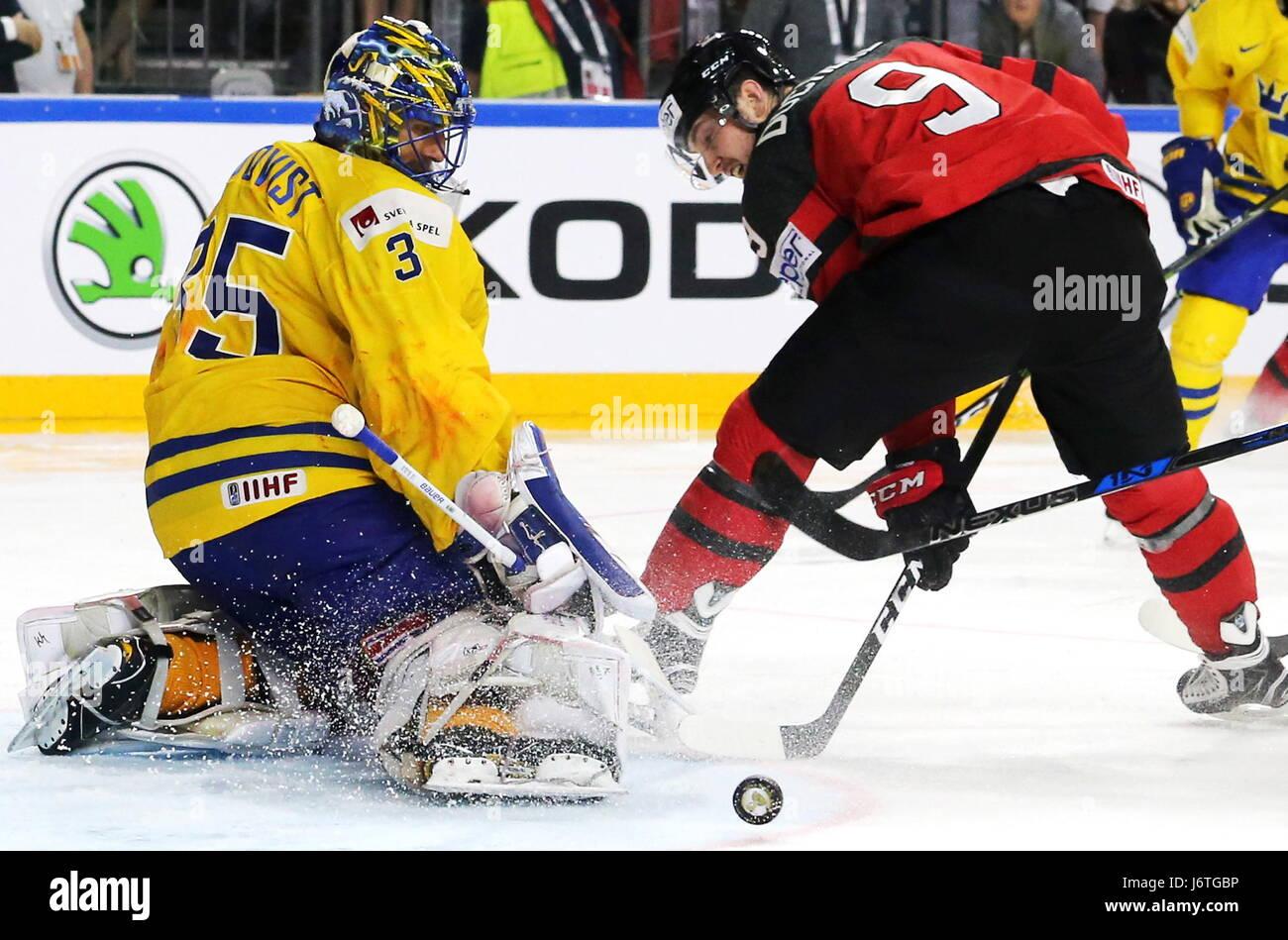 Lundqvist oppen for spel