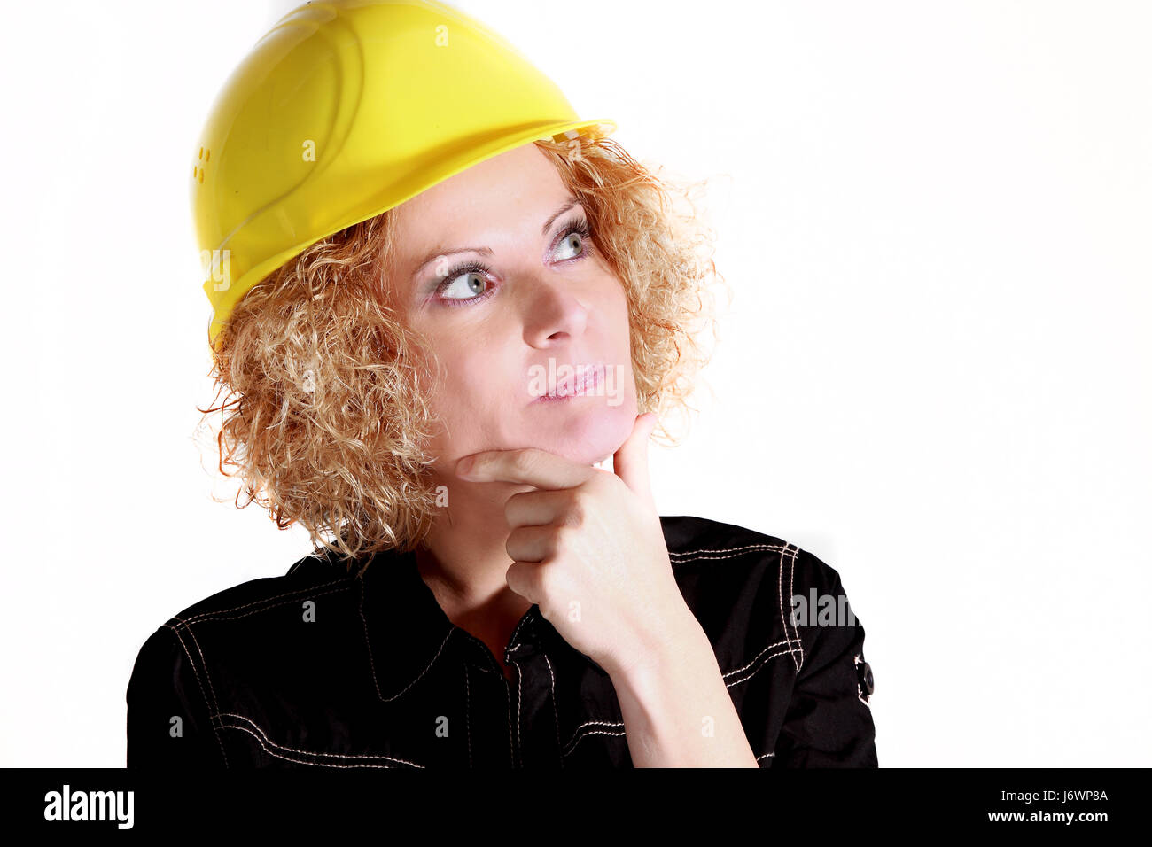 carefully considered - Stock Image