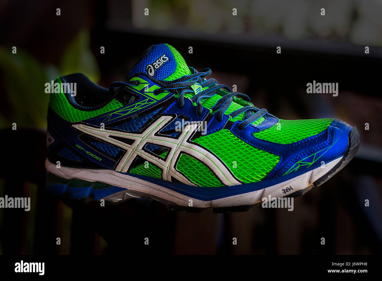 Asics Shoes pictures for advertising in print or on