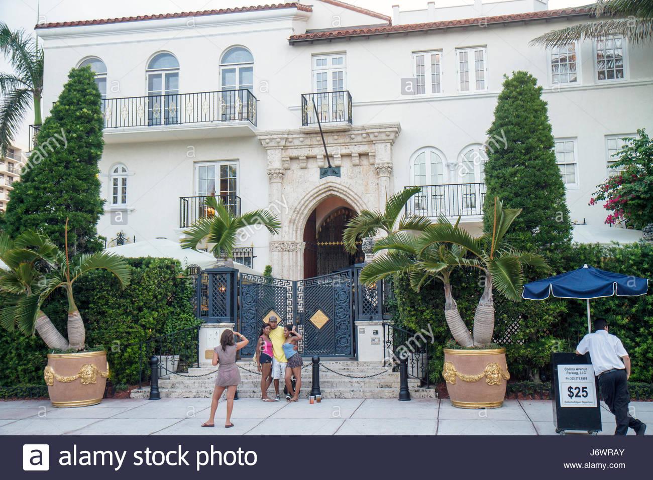 The Villa Casa Casuarina Miami Beach Fl  Usa