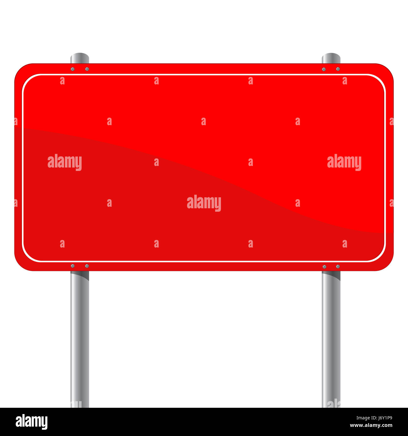 banner advertisement advertise adverts wooing advertising billboard bill Stock Photo