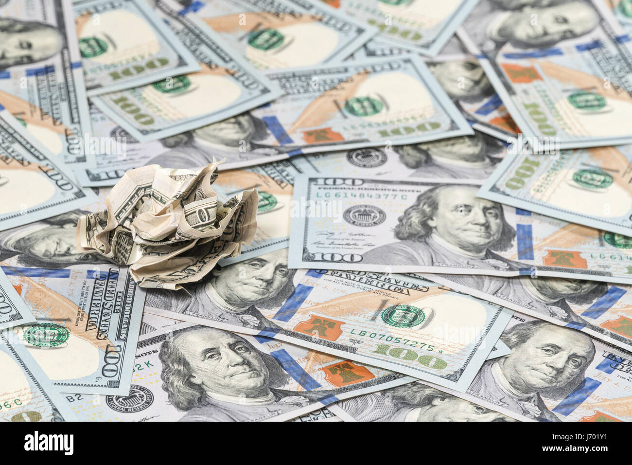 New 100 New Hundred Dollar Bill Stock Photos Amp New 100 New