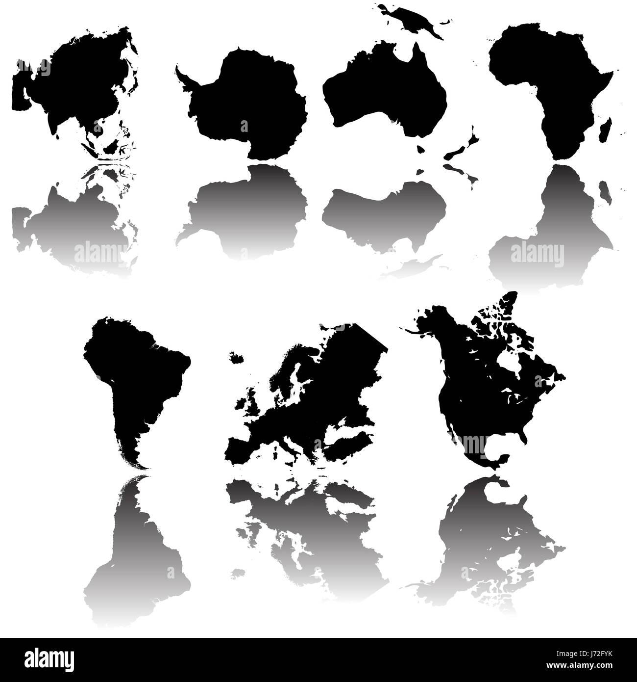 Asia africa australia america antarctica atlas atlantic map of the asia africa australia america antarctica atlas atlantic map of the world map gumiabroncs Choice Image