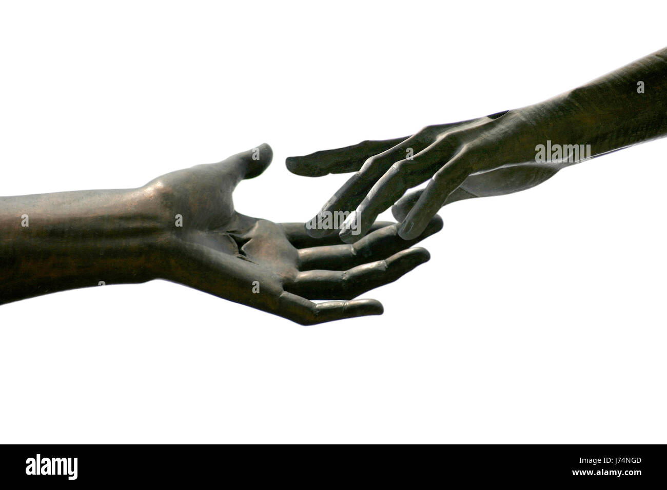 46ec995e0c hand friendship finger peace agreement anatomy love in love fell in love  woman - Stock Image
