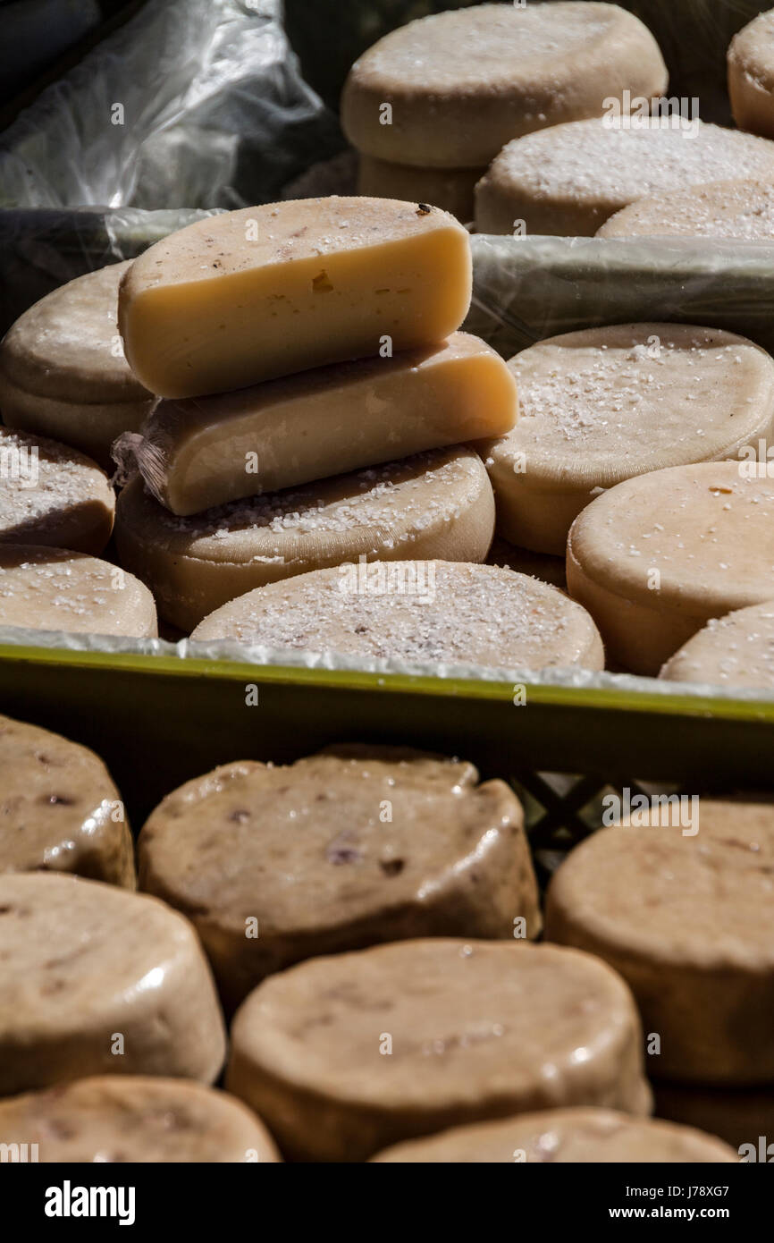 Food Market, Still Lifes and Details. - Stock Image