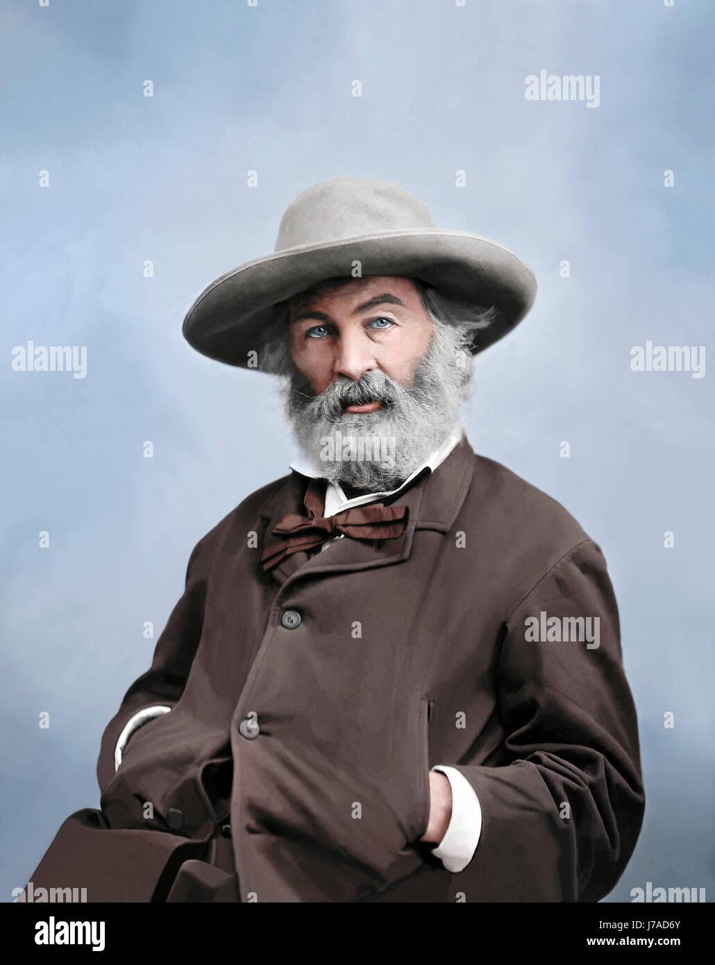 1861 walt whitman
