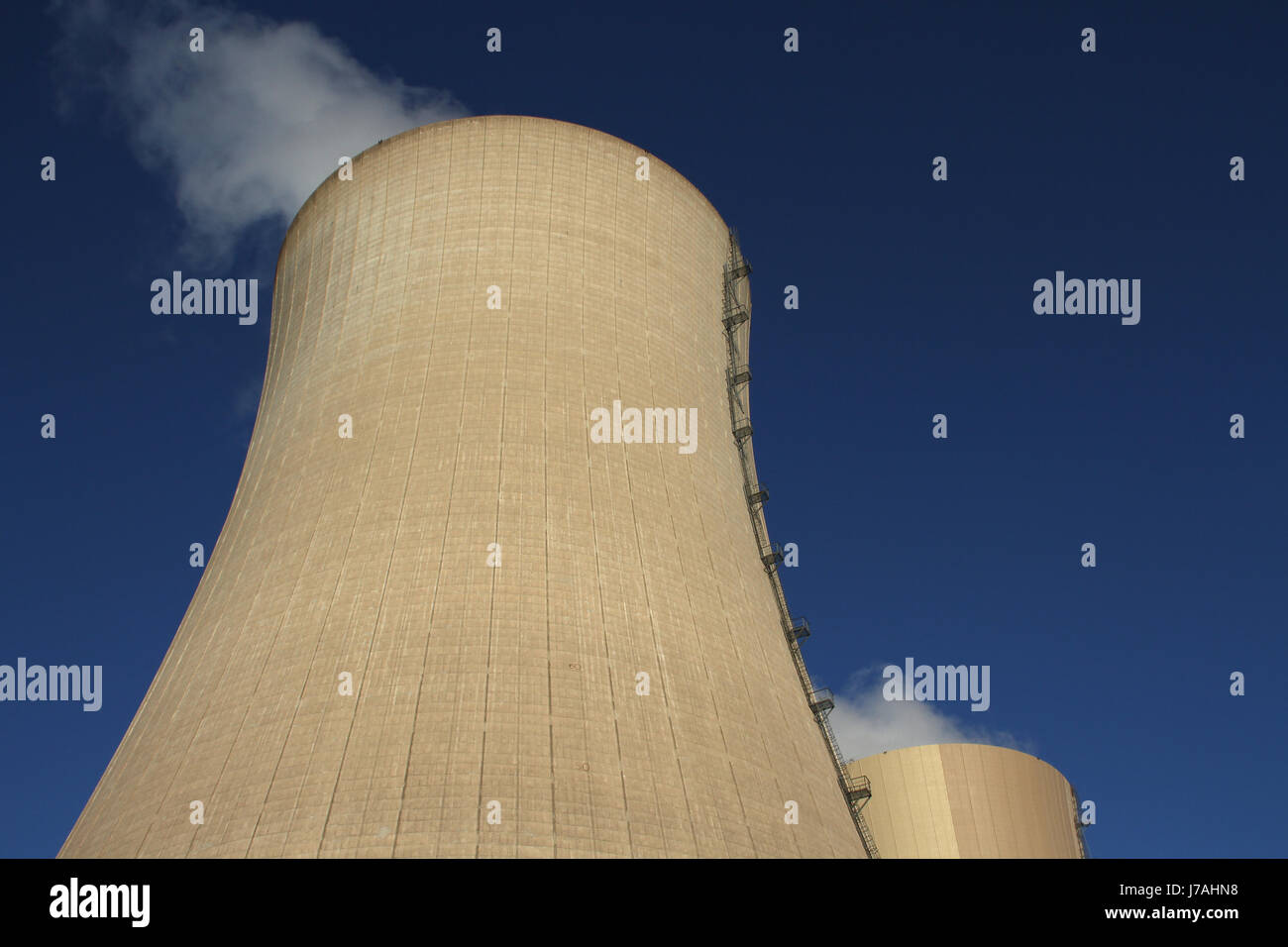 cooling towers - Stock Image