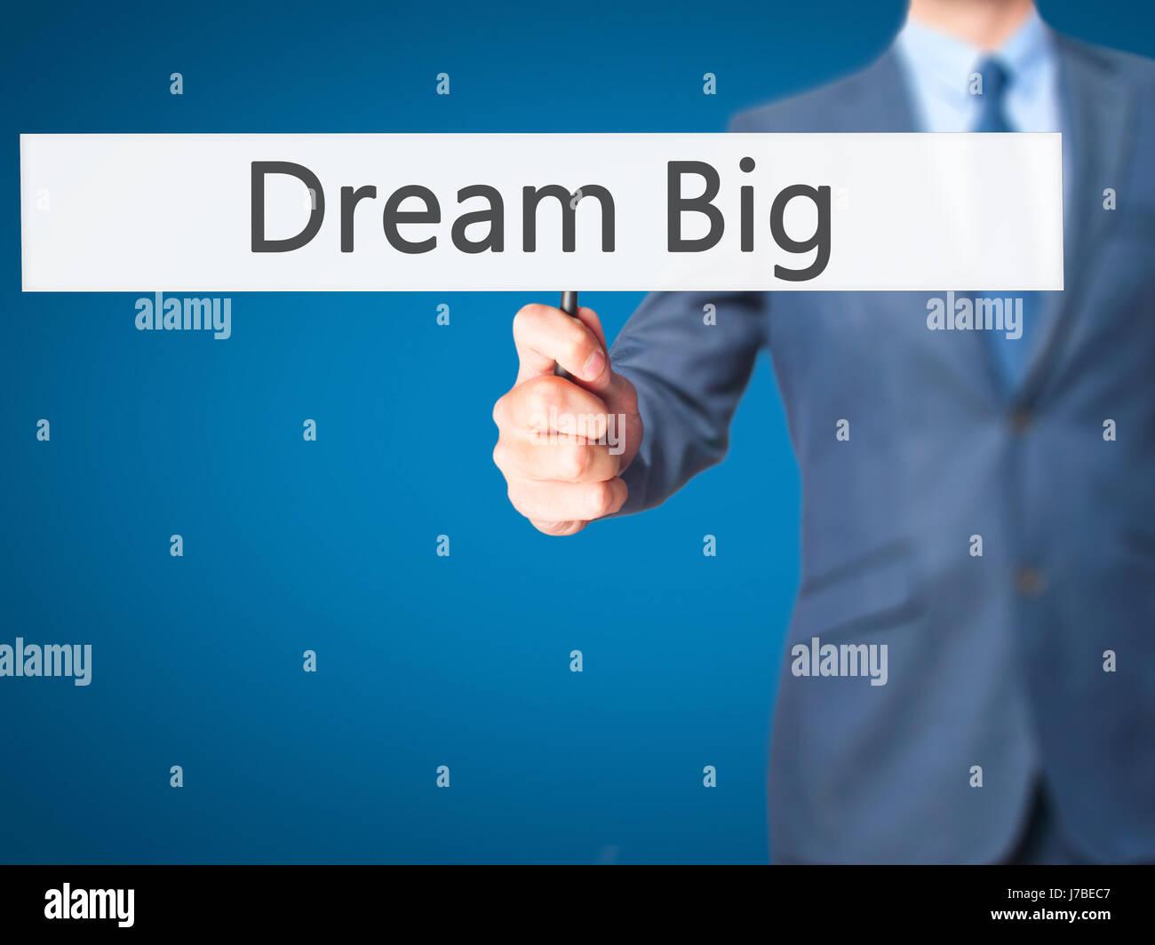 Dream Big Do Bigger Stock Photos & Dream Big Do Bigger Stock