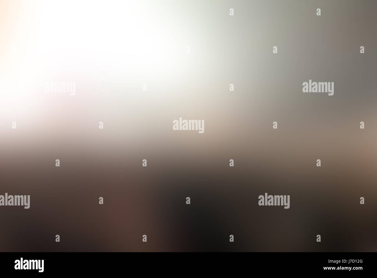 abstract blurred background white and black - Stock Image