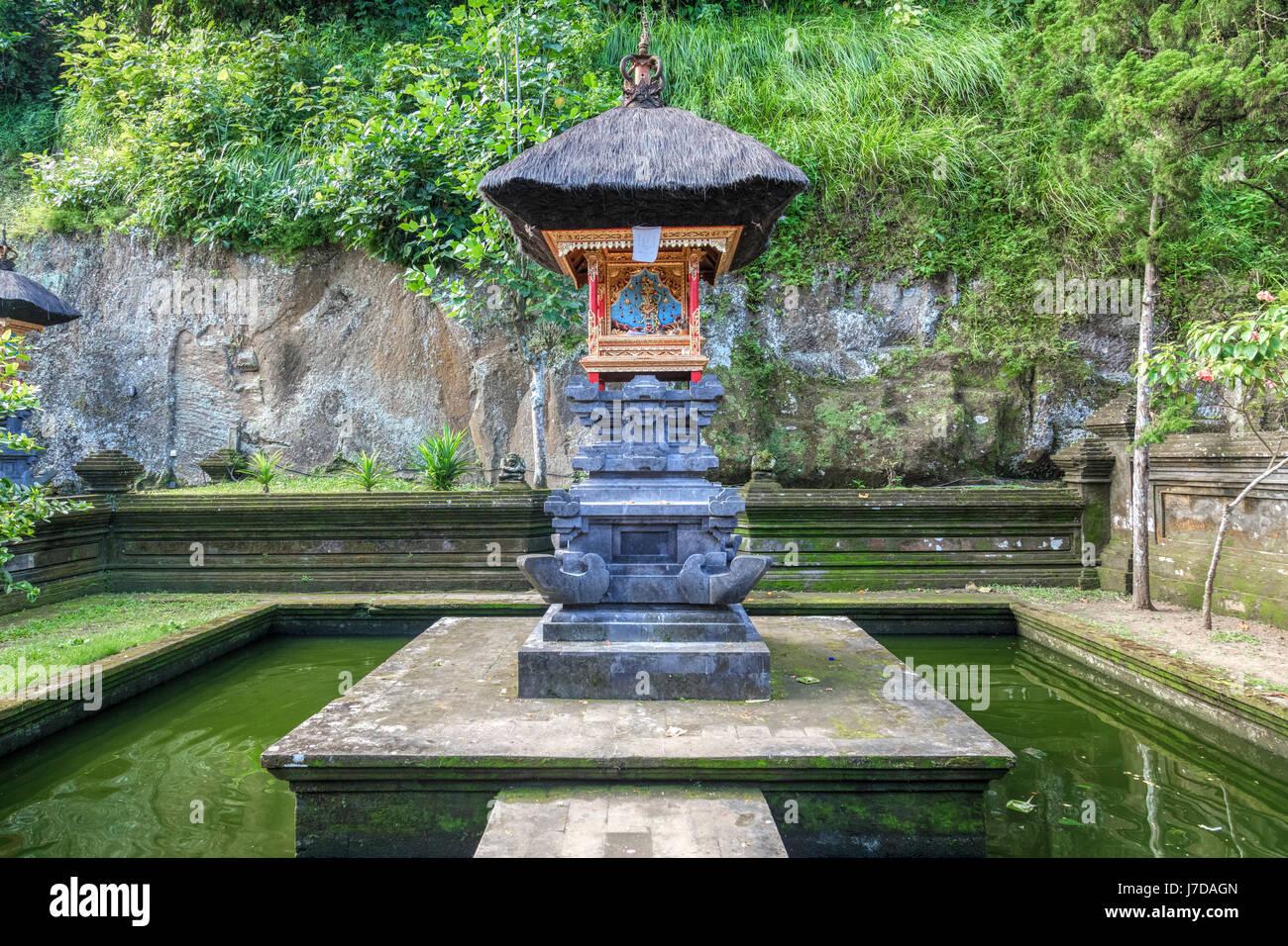 Goa Gajah, temple, Ubud, Bali, Indonesia, Asia - Stock Image