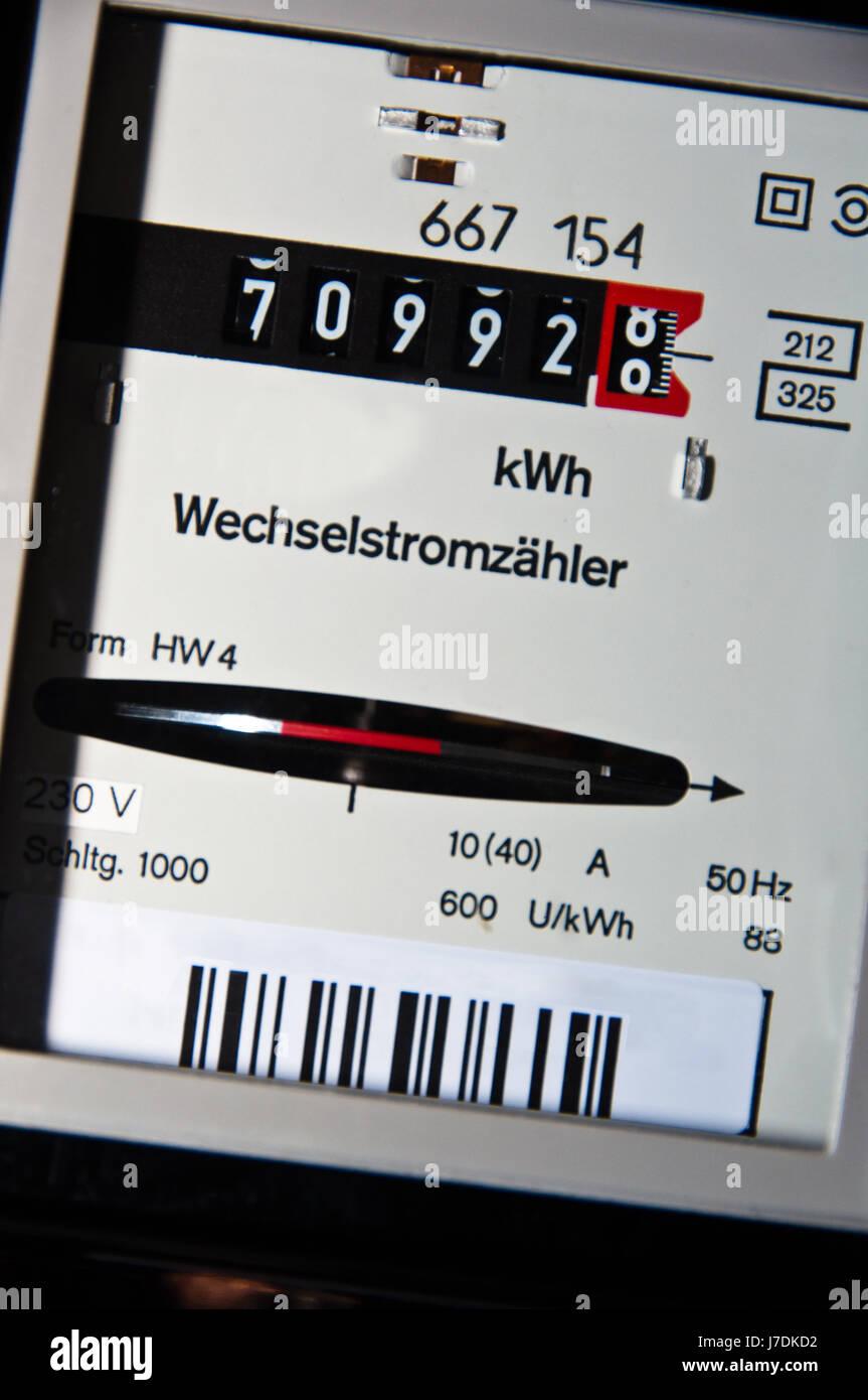 house building industry industrial engineering measured sured measure energy - Stock Image