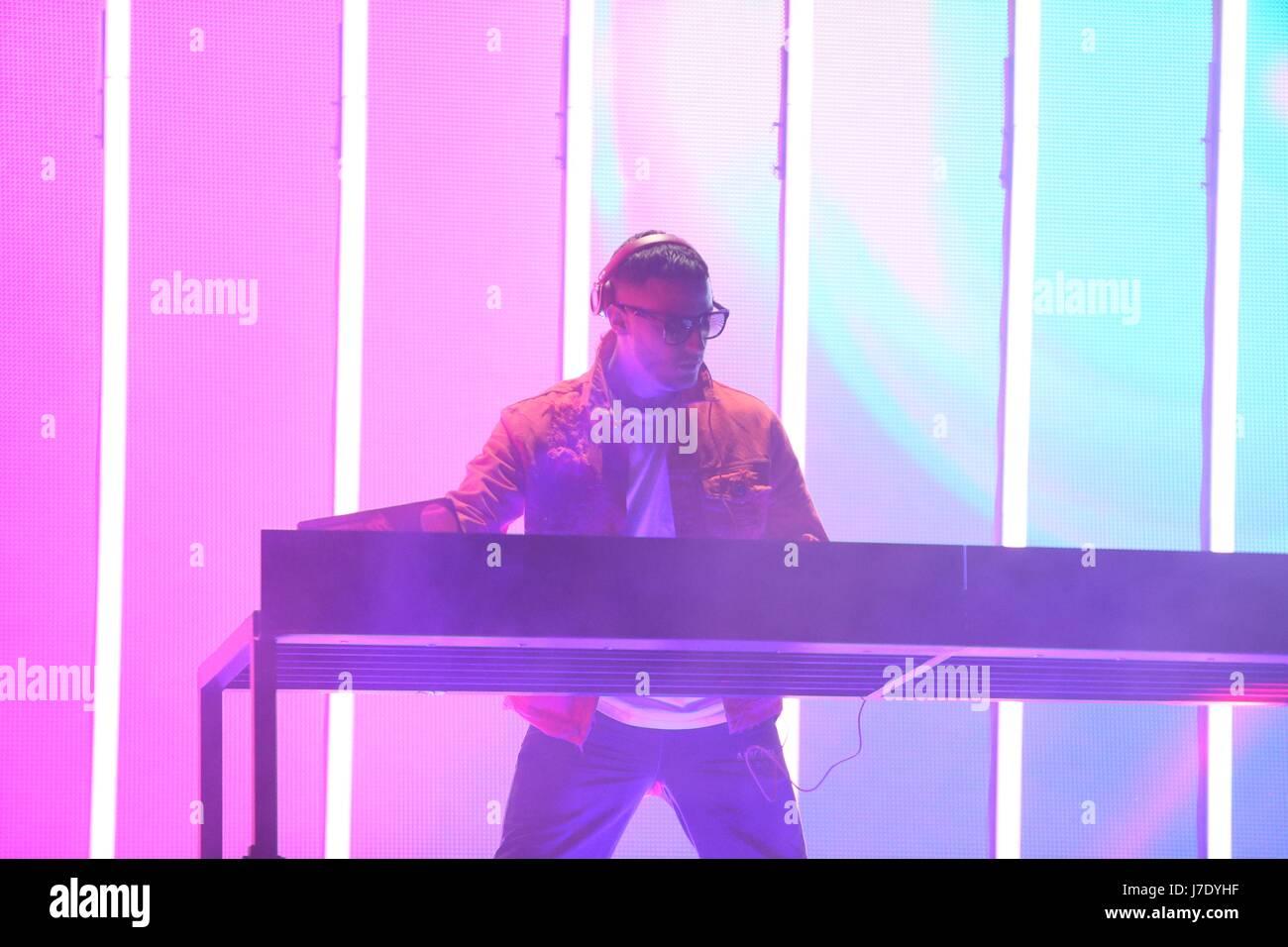 6d0ffbf75ef DJ Snake seen performing at Coachella weekend 2 day 2 Featuring  DJ Snake