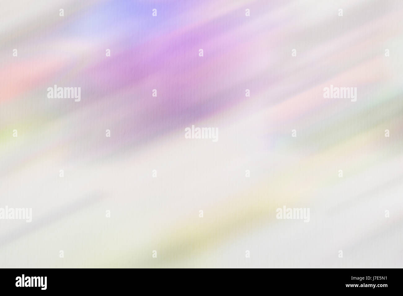 Abstract background, watercolor paper grain texture. Tender shades. For modern backdrop, wallpaper, banner design, - Stock Image